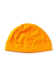 Biba Vintage Beanie Hat Yellow And Orange