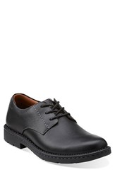 Men's Clarks 'Stratton Way' Plain Toe Derby