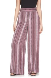 Women's 1.State Flat Front Wide Leg Pants