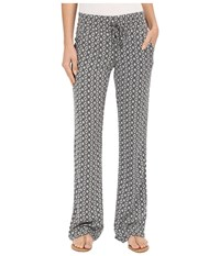 Hurley Venice Beach Pant W Drawcord Off White Women's Casual Pants