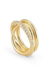 Elizabeth And James Women's Darcy Coil Ring