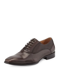 Kenneth Cole Guess Who Perforated Side Oxford Brown