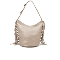 Ugg Australia Women's Lea Leather Hobo Bag Taupe