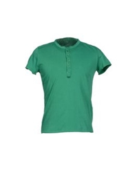 40Weft T Shirts Green