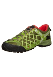 Salewa Wildfire Vent Walking Shoes Cactus Basilico Green