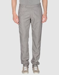 Original Vintage Style Casual Pants Light Grey