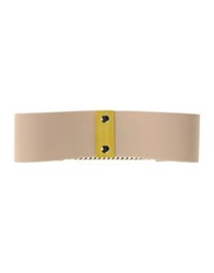Annarita N. Belts Acid Green