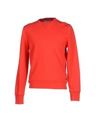 Ben Sherman Topwear Sweatshirts Men Red