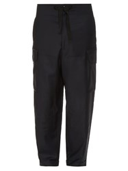 Paul Smith Cargo Pocket Wool Trousers