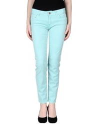 Roy Rogers Roy Roger's Casual Pants Turquoise