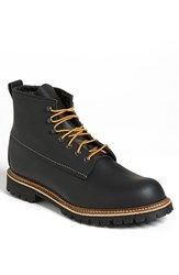 Red Wing Shoes Men's 'Ice Cutter' Round Toe Boot Black Otter 2930