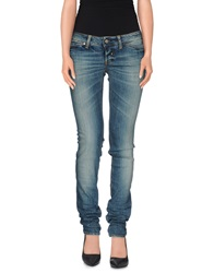 Two Women In The World Jeans Blue