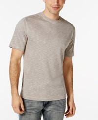 Tasso Elba Space Dye T Shirt Only At Macy's