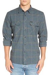 Brixton Men's 'Archie' Plaid Flannel Shirt