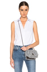 Josh Goot Sleeveless Top In White