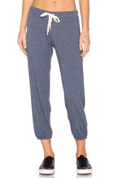 Nation Ltd. Medora Capri Sweatpant Blue