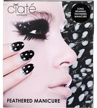 Ciate Snow Owl What A Hoot Feathered Manicure