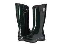 Bogs Berkley Dark Green Women's Rain Boots