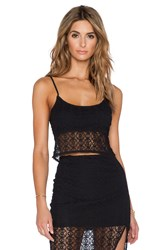 Donna Mizani Orbit Cami Black