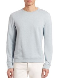 A.P.C. Basique Sweatshirt Light Blue
