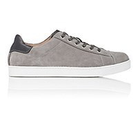 Gianvito Rossi Men's Low Top Sneakers Grey
