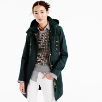 J.Crew Petite Long Downtown Field Jacket
