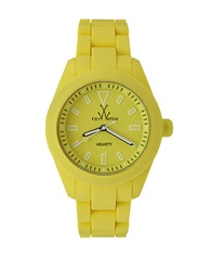 Toywatch Ladies Velvety Lime Watch Lime Green