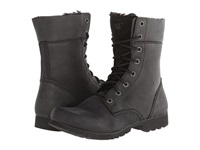 Caterpillar Casual Alexi Black Nubuck Women's Lace Up Boots