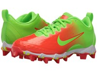 Nike Hyperdiamond 2 Keystone Electric Green Electric Green Bright Crimson Women's Cleated Shoes Red