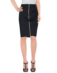 Liu Jo Skirts Knee Length Skirts Women Black