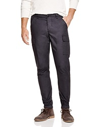 Wings Horns Twill Cargo Jogger Pants 100 Bloomingdale's Exclusive Black