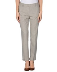 Cappellini Casual Pants Light Grey