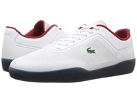 Lacoste Tramline Oly 316 1 White Men's Shoes