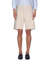 Peter Millar Trousers Bermuda Shorts Men Beige