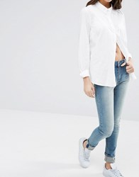 Cheap Monday Tight Skinny Jeans Blue Turn