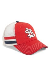 American Needle Men's 'Foundry St. Louis Cardinals' Mesh Back Baseball Cap