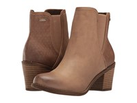 Roxy Grady Tan Brown Women's Boots