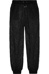 Moschino Lace Track Pants