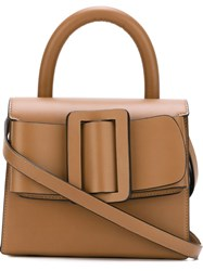Boyy Medium 'Lucas' Tote Bag Nude And Neutrals