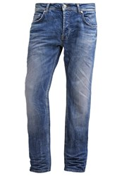 Ltb Paul Straight Leg Jeans Andras Wash Blue Denim