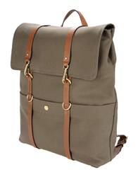 Mismo Backpacks And Fanny Packs Military Green
