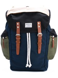 Sandqvist 'Lars Goran' Backpack Blue