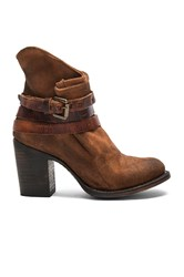 Freebird Blaze Bootie Brown