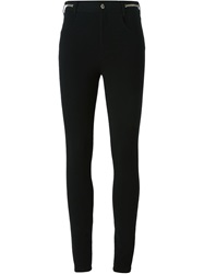 Givenchy Zipped Waist Trousers Black