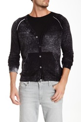 Joe's Jeans Abel Cardigan Black