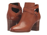 Cole Haan Bonnell Bootie Acorn Leather Women's Boots Brown