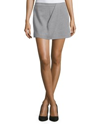 Halston Slim Fit Skort Heather Stone