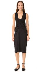 Zero Maria Cornejo Short Adi Dress Black