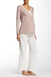 Belabumbum Queen Bee Tunic And Pant Pink