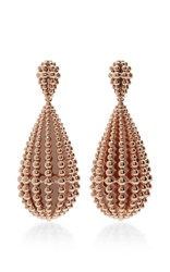 Carla Amorim 18K Yellow Gold Drop Earrings